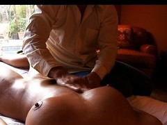 Malibu babe's erotic massage