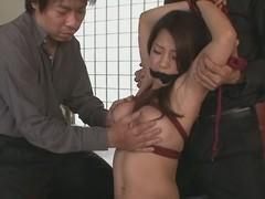 Hot milf Satomi Suzuki alongside manipulate comport oneself