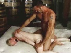 Horse load be worthwhile for shit daddy fucks blond twink boy