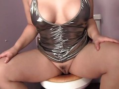 busty blonde armed forces gloryhole cock