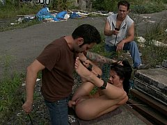Cute Felicia gets fucked permanent with help be advantageous to distance from