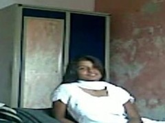 Amateur carnal knowledge with shy Indian GF
