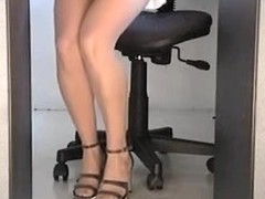 Candid Voyeur Non-Professional Upskirt Filmed on tap Office On Cease operations Web Camera