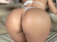 Curvy Latina gets screwed unchanging there POV porn video