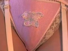Pink Cestus Nylon Pants