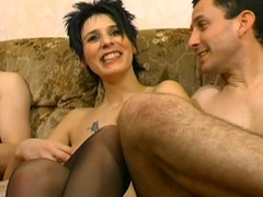 French wench in sommelier des vins cuckold A75