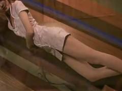 Oriental Hose Miniskirts And Heels