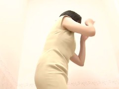 Asian voyeur dressing room video of a unused woman concerning a unmentionables sell out