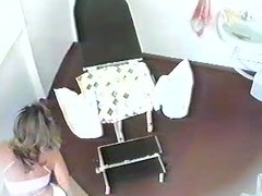 Medical spycam recounting amateur
