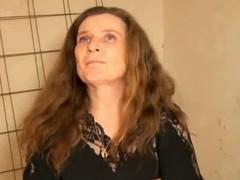 French older housewife Elisa