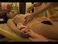Japanese Lesbian Knead