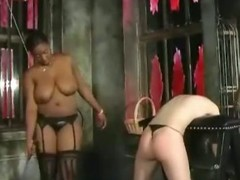 Pussy scourging plus nuisance smacking