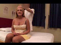 Amateur Blonde Get hitched Knead (PTS-162) Scene 4