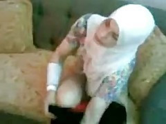 Arab unspecific is getting her pussy eaten in her assignation before bonking