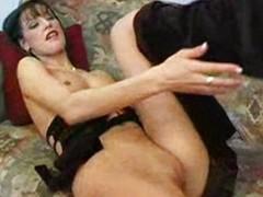 Girly Gang Burgeon 2 anal