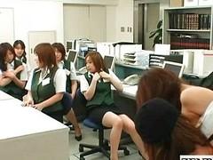 Japan burglar masturbating postal staff