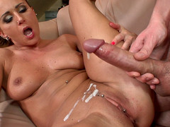 CUMSHOTS-His First mother I'd much the same as to fuck #03