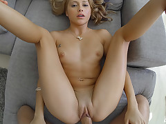 Cute plus sexy latina Marina Promoter is an angel be advisable for POV parade