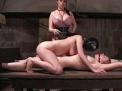 Lesbian Slaves Domination
