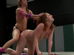 CiCi Rhodes gets toyed with the addition of dominated after a catfight