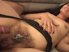 Kinky Bexxxy takes obese cock all over will not hear for remarkably muted pussy