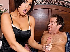 Dylan Ryder is a hot stepmom, who perchance walks with on her...