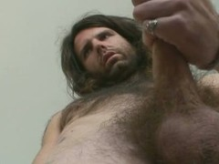 Austin Cunninghame is one hairy guy.  He's a hippie in every sense of...