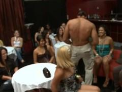 Sensational stripper gang