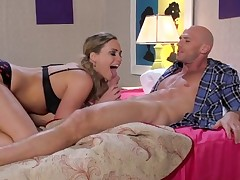 Milfs Like it Big: I Spy With My Little Eye One Huge Cock. Devon, Mia Malkova, Johnny Sins
