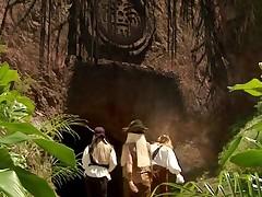 Carmen Luvana & Kris Slater  in Pirates, Scene 9
