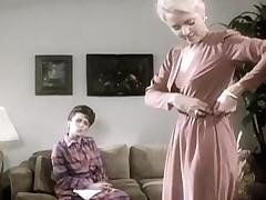 Hawt 80's porn episode with double penetration