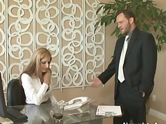 Paris Kennedy & Alec Knight in Naughty Office