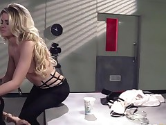 Hot And Mean: Hot Cop Mean Cop. Jessa Rhodes, Kayla Carrera, Kendra James